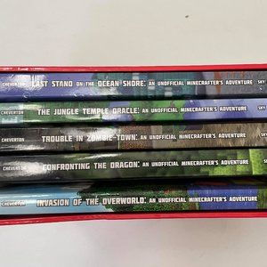 5 Books from the Gameknight 999 Boxed Set